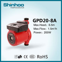 Natural Gas Booster Pump (GPD20-8A)