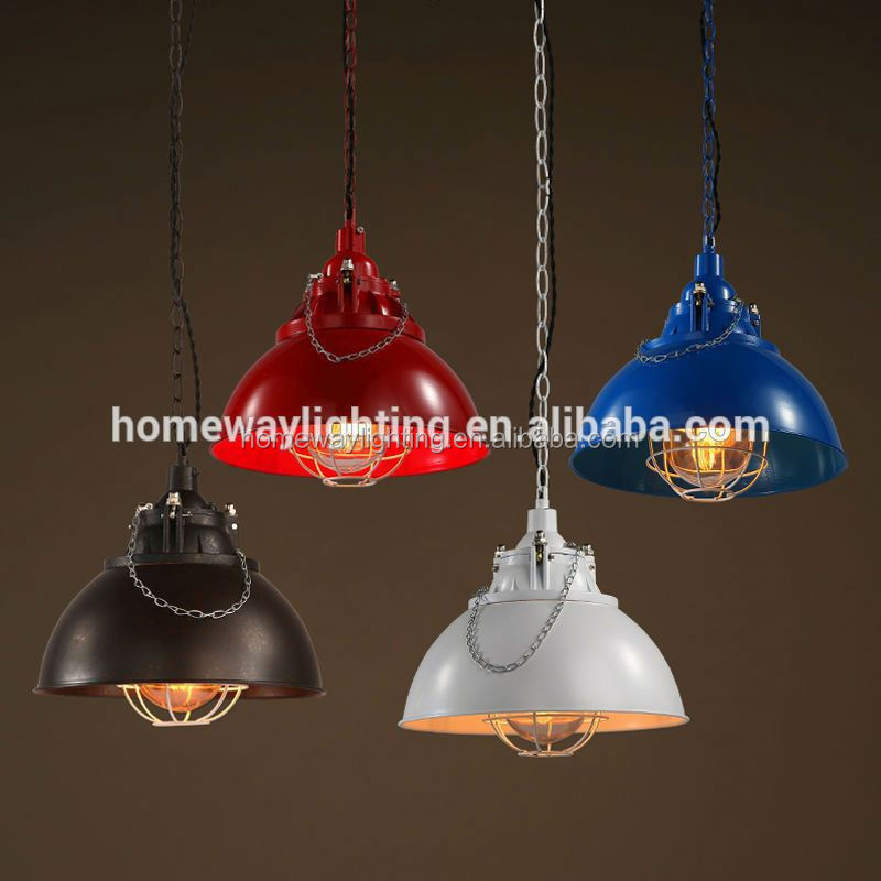 Antique Barn Salvaged Pendant Vintage Industrial pendant lamp