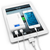 High quality powerbanks 10000mah mobile power supply for ipad