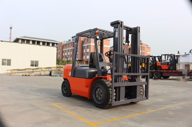 100% on-time shipment protection high quality manual pallet truck for forklift