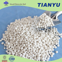 Free sample of binary compound fertilizer nk 15-0-15 export to south korea