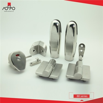 Aogao 88 series stainless steel 304 toilet partition accessories