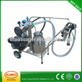 2018 Gasoline Vacuum Pump Portable Used Goat/cow Milking Machine
