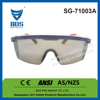 2015 Free sample CE approval safety spectacles workplace safety eyewear working spectacles