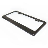 Carbon Fiber Decorative License Plate Frames,Plastic License Plate Frame
