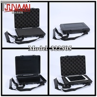 IP67 Hard ABS Plastic tool case/mini ipad carrying case / waterproof laptop case