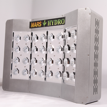 2017 Chinese Suppliers Mars Hydro New Products Mars Pro II 128 Full Spectrum LED Light for Indoor Growing Greenhouse