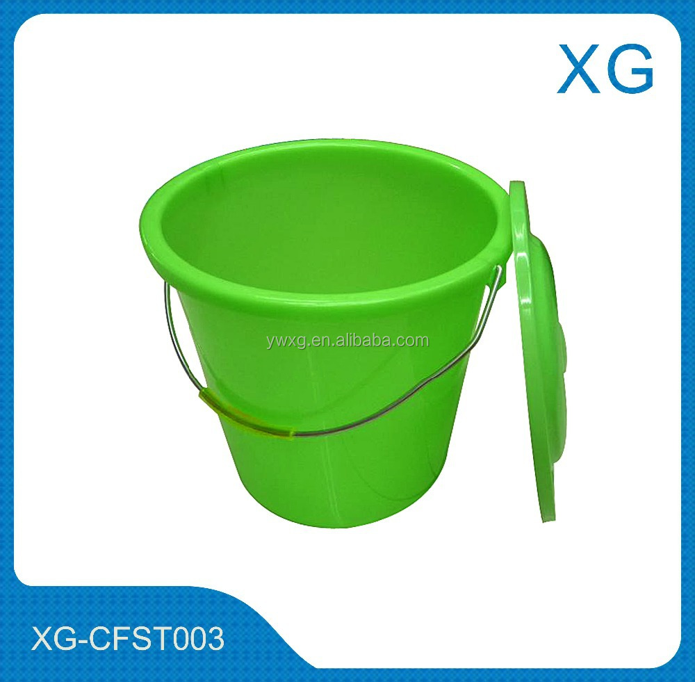 Plastic water bucket/Garden Plastic Storage Water Bucket