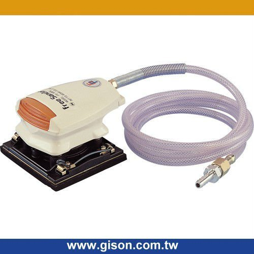 Gp-927 Air Mini Jitterbug Sander (100x110mm, 20000rpm, Non-Vacuum)