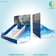 HIC Counter Top Display Cardboard Display Stand Help To Build Your Brand