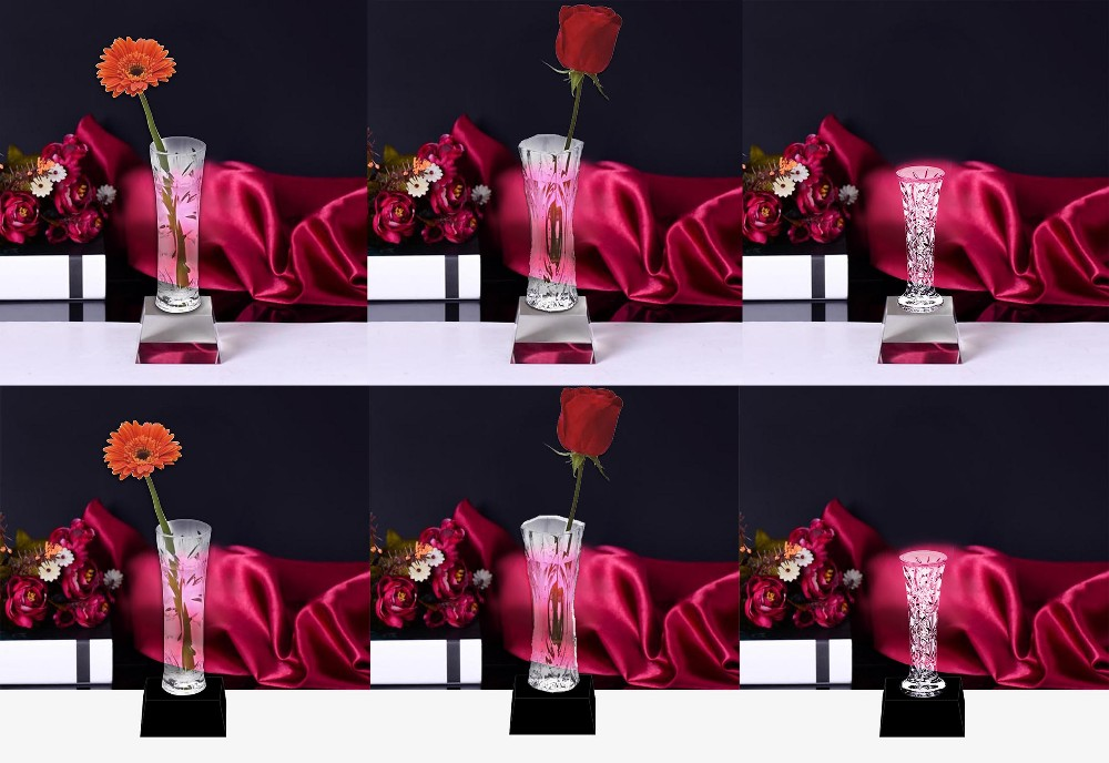 Acrylic Trophy Award,Creative and Durable,Custom Style