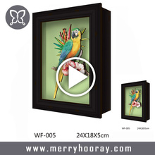 Wooden Craft Home Decorative Wall Hanging Photo Frames