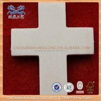 New Cheap Unfinished Wooden Crosses Wholesale