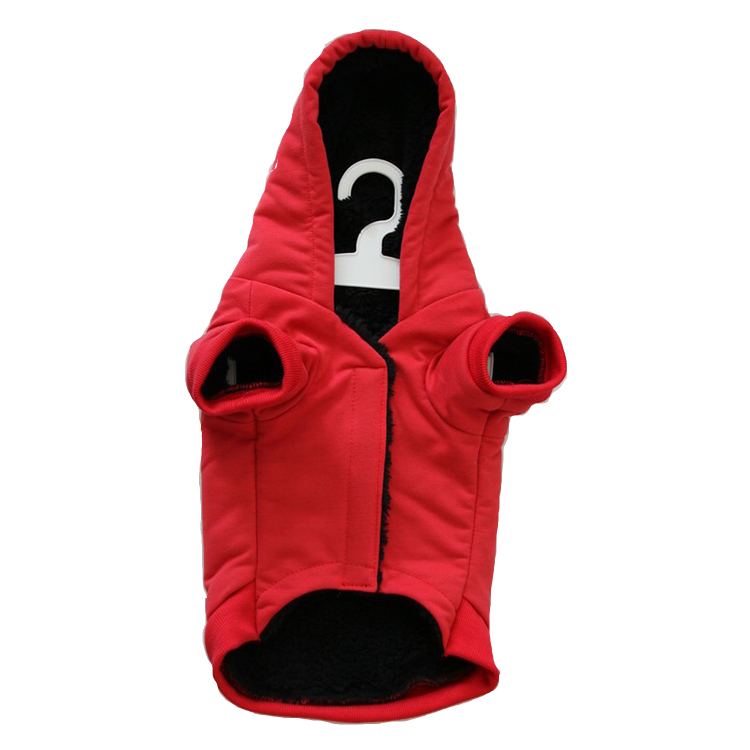 High Quality Hot Selling xxs/xl Customized Red Small Warm Winter Pet Dog Clothes And Accessories For Autumn And Winter