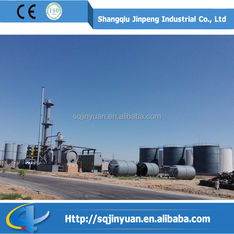 Waste Oil Continuous Distillation Equipment
