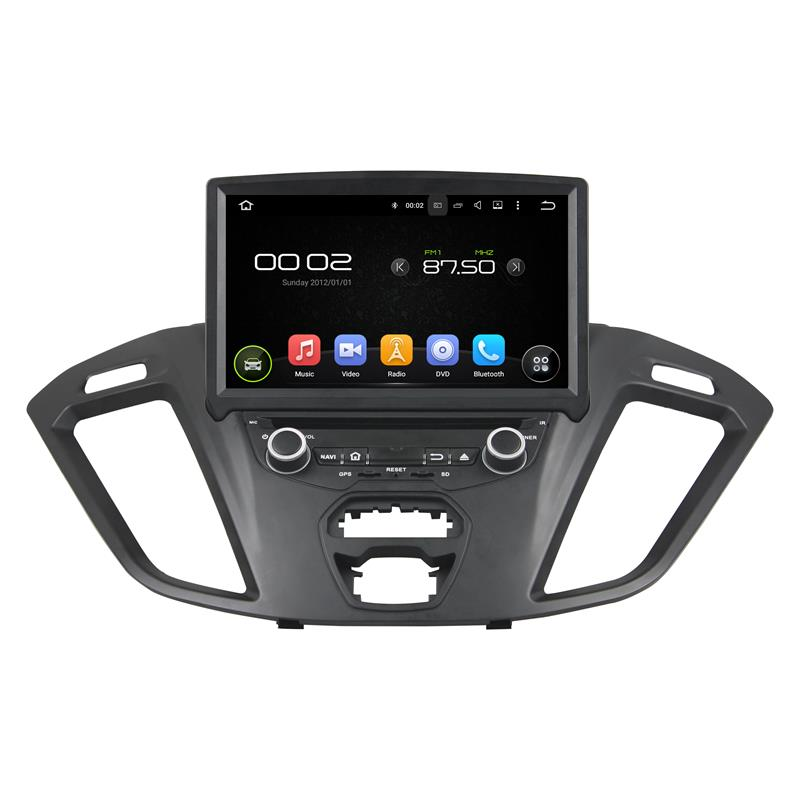 support DAB+ and WAZE map android 5.1.1 car radio for Ford Transit