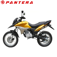 200cc New 2 Wheel Colorful Cross Dirt Bike