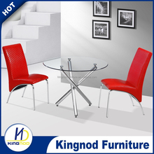 Wholesale most popualr simple style korean dining table