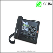fsk dtmf caller ID telephone microtel caller id telephone