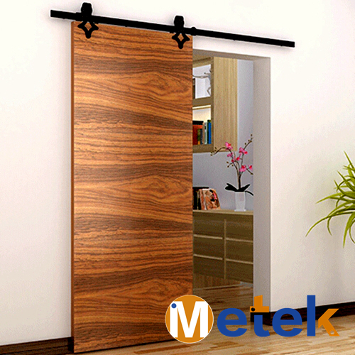 China supplier american building supply doors wooden sliding barn doors