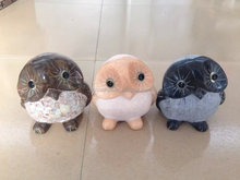 sell garden stone owl animal carving sculpture