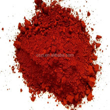 China supplier ultra fine red pigment ferric oxide powders