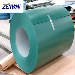 PVDF Paint 0.3mm 0.4mm Pre-painted Steel Coil/PPGI PPGL