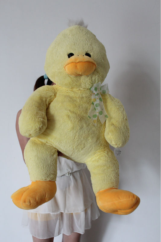 Chinese manufactory Give away plush singing duck musical plush toy