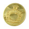 Souvenir Gifts Gold Challenge Coin Replica Wholesaler