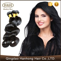 Factory Wholesale Natural Color Cheap Virgin Brazilian Body Wave Hair