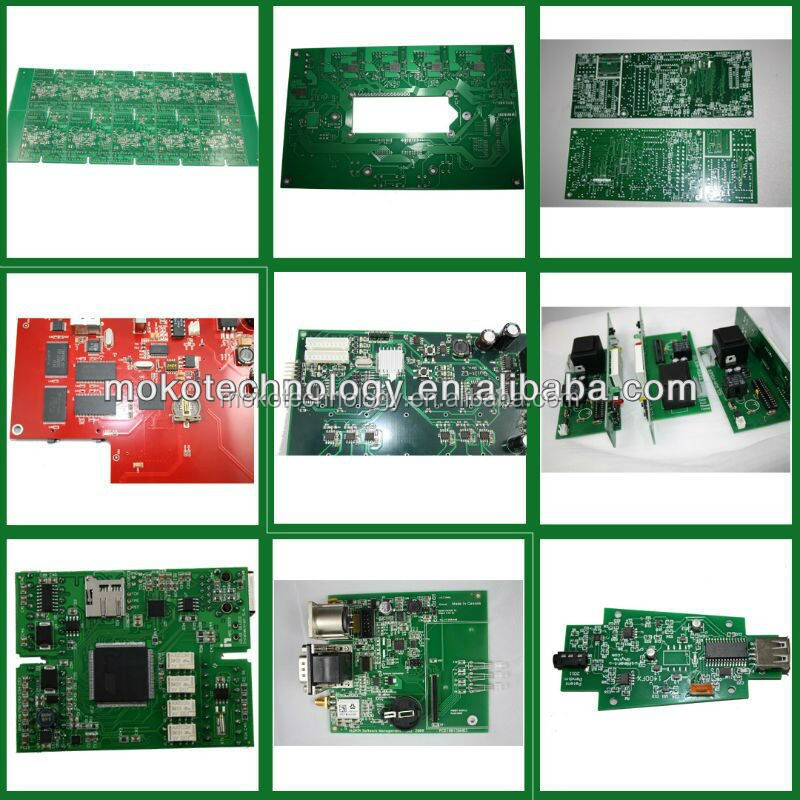 15 days quick turn electronics fast pcb pcba smt/ thru-hole assembly