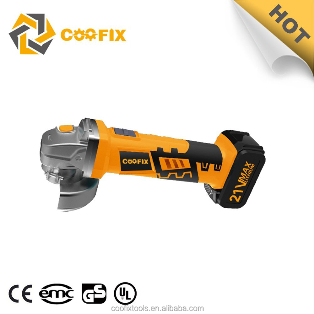 boda cordless angle grinder power tools CF5002 new 2015