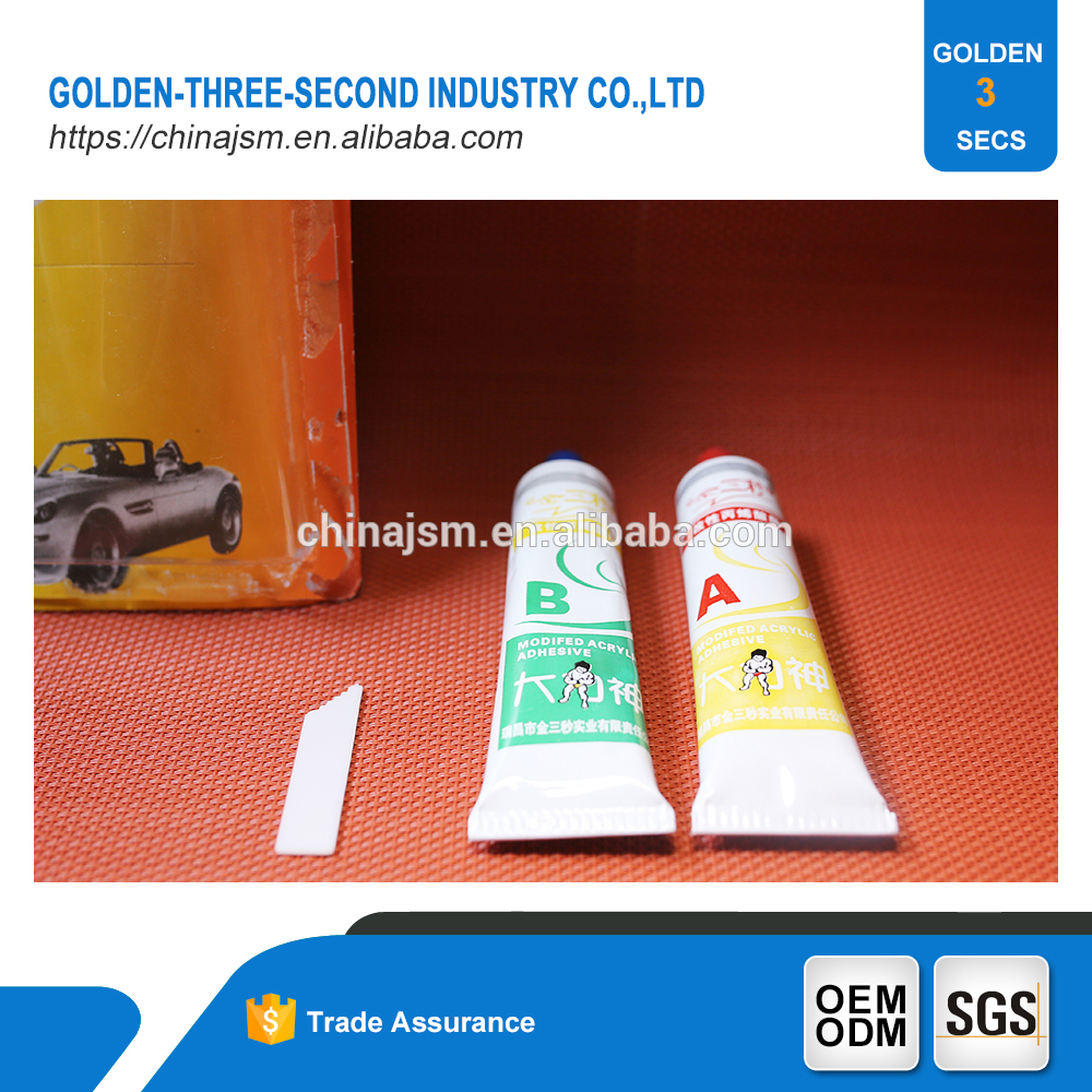 AB glue, glue for marble ab bonding glue,marble sealant epoxy acrylic glue for abs plastic