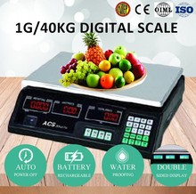 digital electronic 15kg battery counting balance scale