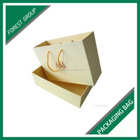 NEW FASHION DESIGN SHOES PACKAGING BAGS WITH HANDLES MADE IN CHINA
