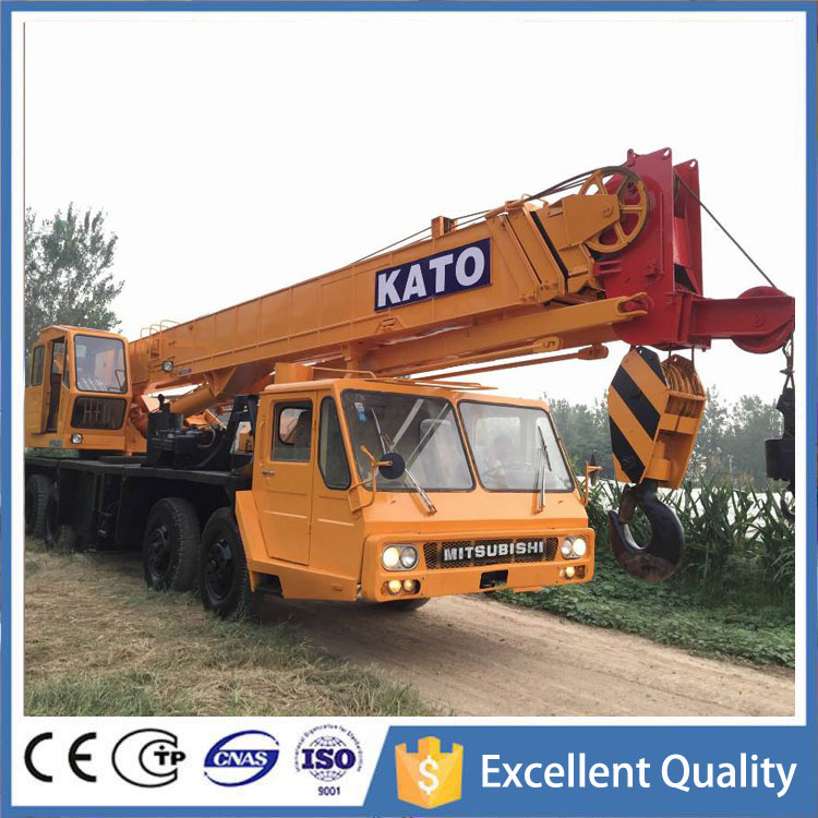 NK400E-III ,Construction Machine KATO Used Cranes For Sale in Dubai