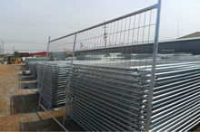 Australian Popular Galvanized Pipe Clamp Construction Fencing