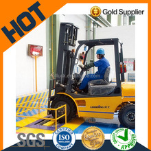 Easy controlled forklift truck scale models for Lonking forklift
