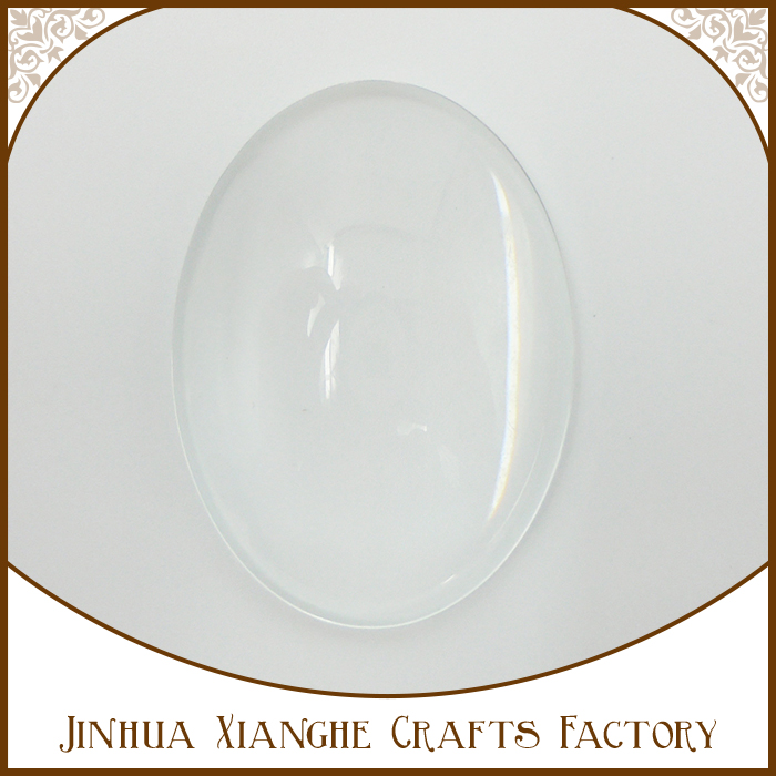 factory price wholesale acrylic glass cabochon for craft