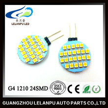 energy saving led auto lamp G4 1210 24SMD car parts accessories