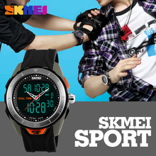 Hot Popular quartz analog digital watches with blue tooth second hand