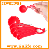 Silicone kitchen salt function measuring tool