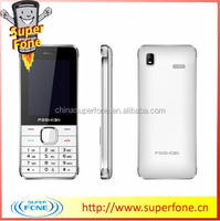 New cell phone A4 2.4inch dual sim card dual standby build in FM/ Bluetooth cheap feature mobile phone