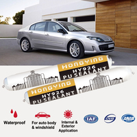 Waterproof windshield polyurethane adhesive sealant