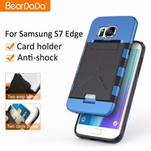 Newest Arrival phone cover holder for Samsung Galaxy S7 Edge