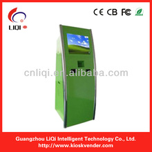 Touch all-in-one payment kiosk, all-in-one payment solution