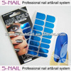 wholesale nail supplies press on nails nail art sticker (SNF059)