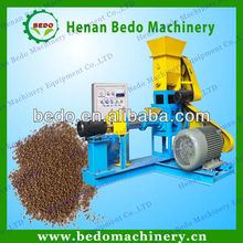 BEDO factory supplied floating fish feed extruder machine/small fish feed mill machine