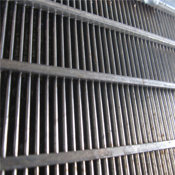 johnson screen Wedge Wire Plate stainless wire sieve plate