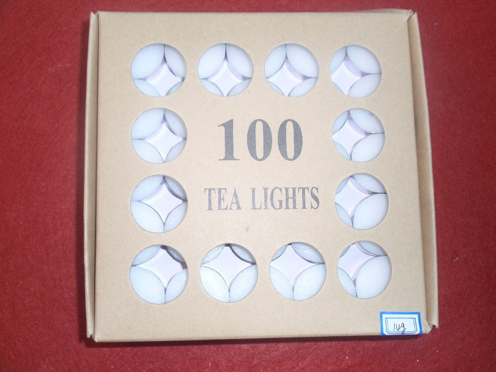 12g poured white or color plant wax scented tea light candle/Melody+86-13472141483